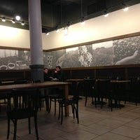 Photo taken at Starbucks by Leonardo O. on 3/18/2013