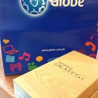 Photo taken at Globe Telecom by Lhot B. on 7/18/2013
