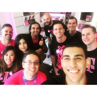 Photo taken at T-Mobile by Syavash F. on 7/4/2015