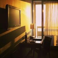 Photo taken at Sheraton Tel Aviv Hotel by Marina K. on 7/27/2013