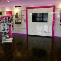 Photo taken at T-Mobile by Brandon P. on 2/6/2014