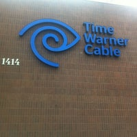 Photo taken at Time Warner Cable by David P. on 10/13/2012