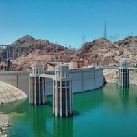 Photo taken at Hoover Dam by Scott H. on 6/8/2013