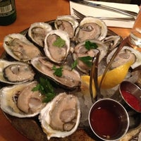 Photo taken at Pearl Oyster Bar by Eelain S. on 10/4/2012