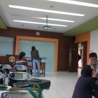 Photo taken at Gedung G by Saras A. on 12/4/2012