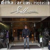 Photo taken at Silka Far East Hotel 遠東絲麗酒店 by Gelo d. on 1/20/2013