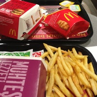 Photo taken at McDonald's by Gizem s. on 1/30/2013