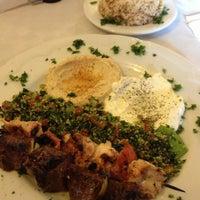 Photo taken at Kafta Restaurant by Cesar G. on 8/31/2013