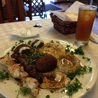 Photo taken at Kafta Restaurant by Cesar G. on 5/28/2013