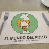 Photo taken at El Mundo Del Pollo by Cesar G. on 2/4/2013