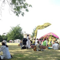 Photo taken at Peace In The Park by QP on 7/14/2013
