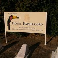 Photo taken at Van der Valk Hotel Emmeloord by Rdn K. on 9/29/2012
