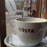 Photo taken at Costa Coffee by Dean R. on 4/20/2014