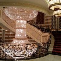 Photo taken at Waldorf Astoria Jeddah - Qasr Al Sharq by Ali A. on 11/24/2012