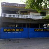 Photo taken at Bengkel Usaha Kita by Surya p. on 11/8/2013