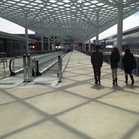 Photo taken at Fiera Milano by stefano v. on 5/22/2013