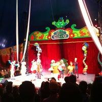 Photo taken at Turma Da Monica No Mundo Do Circo - Circo dos Sonhos by Adriana B. on 9/22/2012