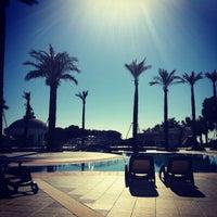 2/5/2013 tarihinde Pelin G.ziyaretçi tarafından Limak Atlantis De Luxe Hotel and Resort'de çekilen fotoğraf