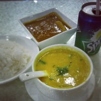 Photo taken at Salaam Namaste Curry House by Maurice L. on 9/3/2013