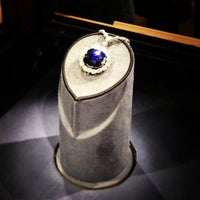 Photo taken at Hope Diamond Exhibit by Ena T. on 8/1/2013