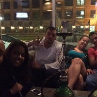 Photo taken at The Shisha Room by Jouber S. on 5/10/2014