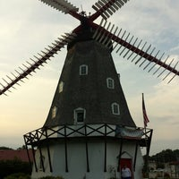 Photo taken at Danish Windmill by James C. on 7/19/2014
