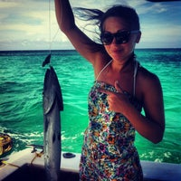 Photo taken at Marlin Deep Sea Fishing by Elena on 10/29/2013