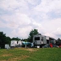 Photo taken at Mecosta Pines Campground by Puifaii S. on 6/28/2014