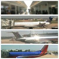 Photo taken at Tulsa International Airport (TUL) by Aaron C. on 4/13/2013