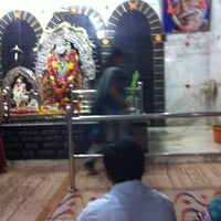 Photo taken at Shradi Sai Baba Tem by Sujay Y. on 4/11/2013