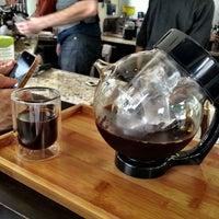 Photo taken at Cafe Demitasse by Darla B. on 4/13/2013
