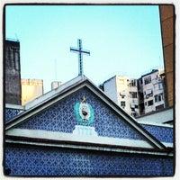 Photo taken at Igreja Nossa Senhora do Carmo da Lapa do Desterro by Domingos J. on 12/25/2012