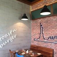 Photo taken at Toast'n Burger by M on 3/15/2014