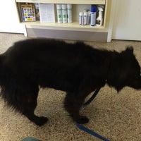 Photo taken at Stafford Veterinary Hospital by Daniel B. on 5/1/2014