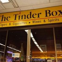 Photo taken at The Tinder Box by Eduardo Q. on 1/3/2014