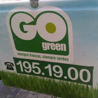 Photo taken at Go Green by Twitter: @. on 9/29/2012