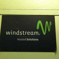 Photo taken at Windstream Hosted Solutions Data Center by Chris S. on 8/12/2013
