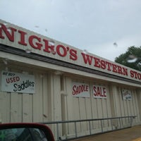 Photo taken at Nigros Western Store by Amy M. on 2/19/2013