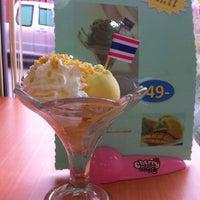 Photo taken at Ha Chai Ice~cream by Prawn W. on 5/18/2014