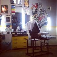 Снимок сделан в Tattoo-Globus пользователем Nastya D. 11/10/2013