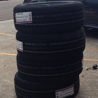 Photo taken at Gerald's Tires And Brakes by John R. on 5/28/2014