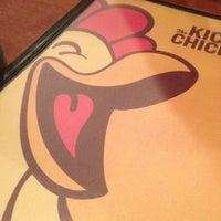 Photo taken at Kickin' Chicken Downtown Charleston by John R. on 6/28/2013