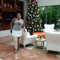 Photo taken at DoubleTree by Hilton San Juan by Micky B. on 12/25/2012