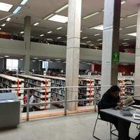 Photo taken at Biblioteca FES Acatlán by Eduardo M. on 1/17/2013
