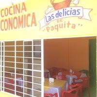 Photo taken at Delicias Doña Paquita by Eduardo M. on 8/27/2014