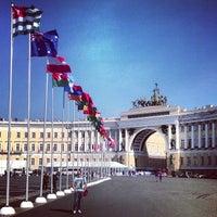 Снимок сделан в Санкт-Петербург пользователем Игорь А. 5/16/2013