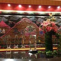 Photo taken at Sheraton Surabaya Hotel & Towers by AdzmatKhan M. on 2/15/2013