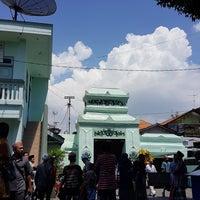 Photo taken at Masjid Agung Sunan Ampel by AdzmatKhan M. on 4/21/2017