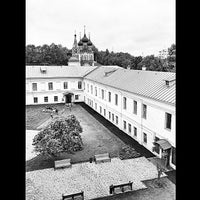 Снимок сделан в Спасо-Преображенский монастырь пользователем Sovsem_ne_ta 9/14/2014