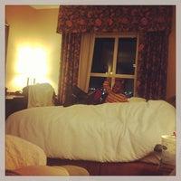 Photo taken at Hampton Inn & Suites Mobile Downtown by Demetrius H. on 1/1/2013